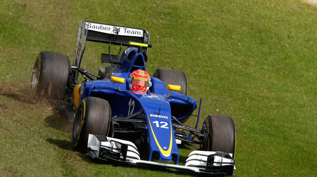 Felipe Nasr - Sauber