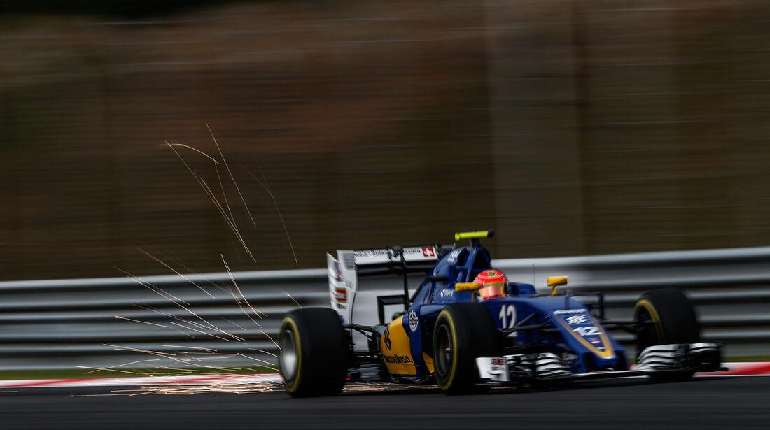 Felipe Nasr - Sauber - Formel 1 - GP Malaysia - Qualifying - 1. Oktober 2016