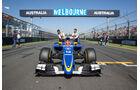Felipe Nasr - Sauber - GP Australien 2015