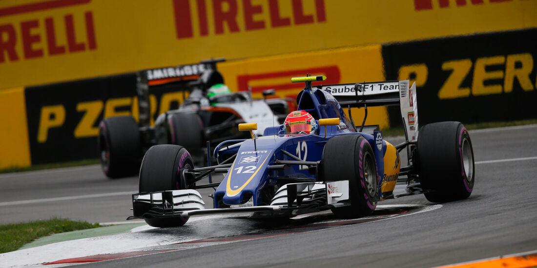Felipe Nasr - Sauber - GP Kanada 2016 - Montreal - Qualifying