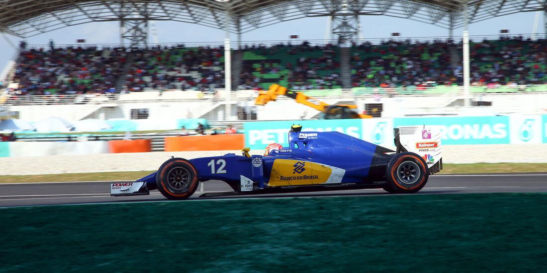 Felipe Nasr - Sauber - GP Malaysia 2016 - Sepang