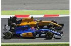 Felipe Nasr - Sauber - GP Spanien 2016 - Barcelona - Sonntag - 15.5.2016