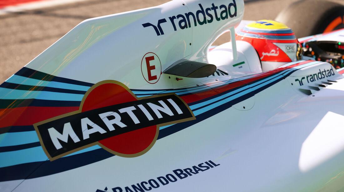 Felipe Nasr - Williams - Formel 1 - GP Spanien - Barcelona - 9. Mai 2014