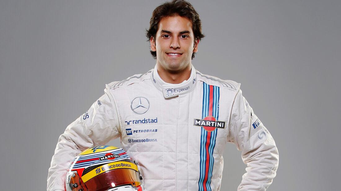 Felipe Nasr - Williams