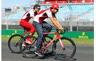 Fernando Alonso - Ferrari - Formel 1 - GP Australien - 12. März 2014