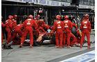 Fernando Alonso - Ferrari - Formel 1 - GP Australien - 16. März 2014