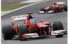 Fernando Alonso - Ferrari - Formel 1 - GP Brasilien - Sao Paulo - 24. November 2012