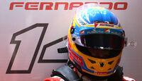 Fernando Alonso - Ferrari - Formel 1 - GP Spanien - Barcelona - 10. Mai 2014
