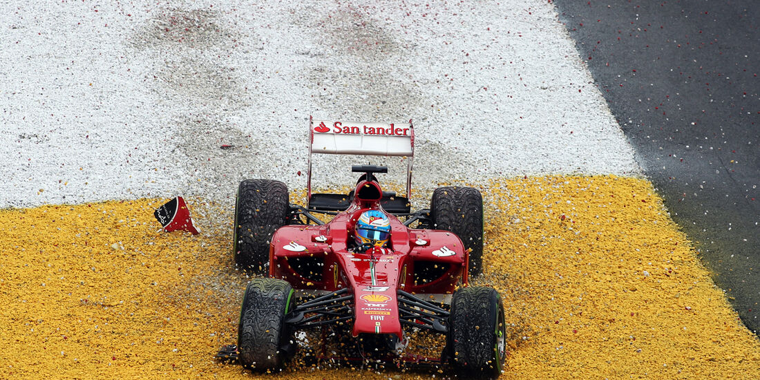 Fernando Alonso - Formel 1 - 2013