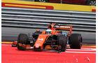 Fernando Alonso - Formel 1 - GP Österreich 2017