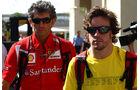 Fernando Alonso - GP Abu Dhabi - 10. November 2011