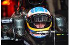 Fernando Alonso - GP Belgien 2016