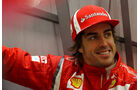 Fernando Alonso - GP Belgien - Qualifying - 27.8.2011