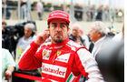 Fernando Alonso - GP Brasilien 2013