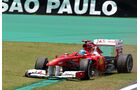 Fernando Alonso - GP Brasilien - 26. November 2011
