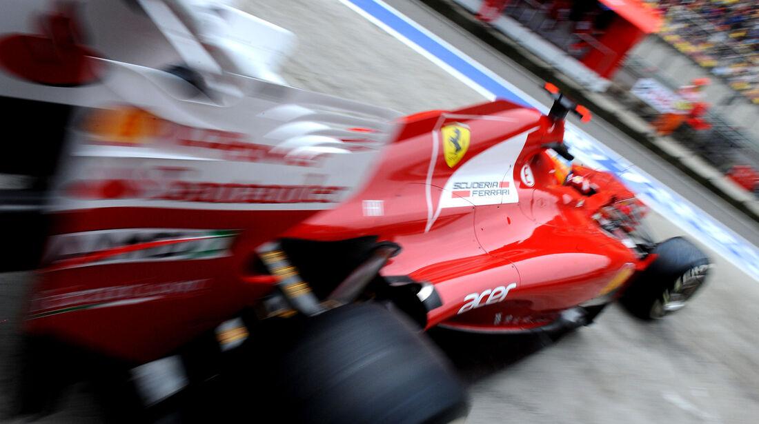 Fernando Alonso GP China 2012