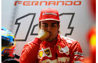 Fernando Alonso - GP China 2014 - Formel 1 - Tops & Flops