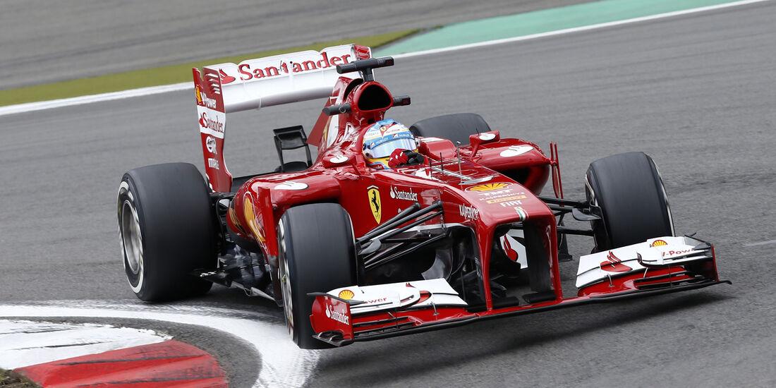 Fernando Alonso - GP Deutschland 2013