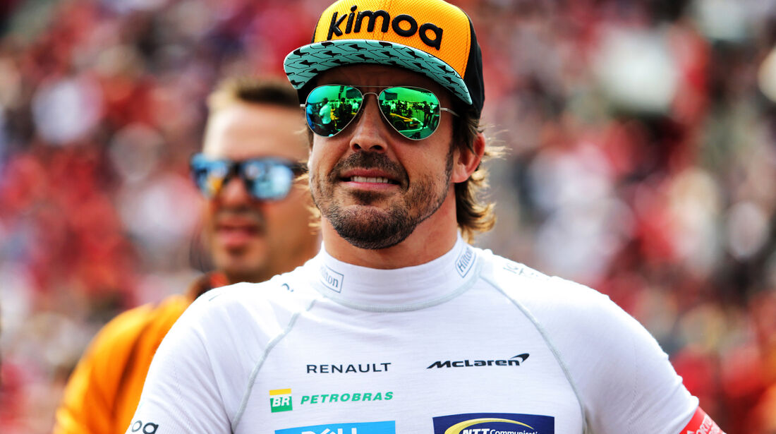 Fernando Alonso - GP Deutschland 2018