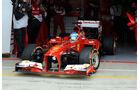 Fernando Alonso - GP England 2013