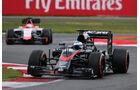 Fernando Alonso - GP England 2015