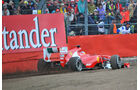 Fernando Alonso - GP England - Qualifying - 9. Juli 2011