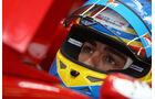 Fernando Alonso - GP England - Training - Silverstone - 8. Juli 2011