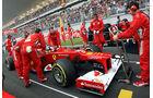 Fernando Alonso GP Indien 2012