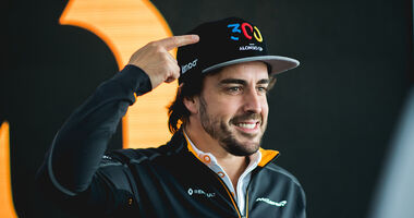 Fernando Alonso - GP Kanada 2018