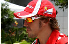 Fernando Alonso - GP Malaysia 2011