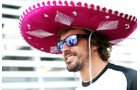 Fernando Alonso - GP Mexiko 2015