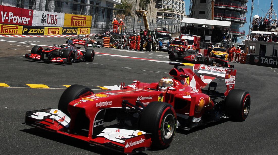 Fernando Alonso - GP Monaco 2013