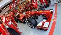 Fernando Alonso - GP Singapur 2013