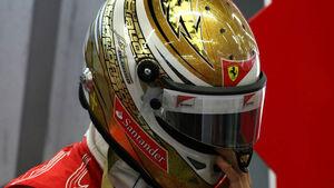 Fernando Alonso - GP Singapur - 23. September 2011