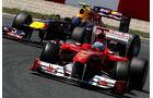 Fernando Alonso GP Spanien 2011