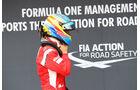 Fernando Alonso - GP Ungarn - Formel 1 - 30.7.2011