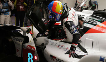 Fernando Alonso - Le Mans 2018 - Toyota