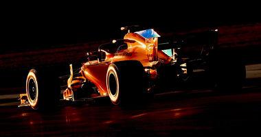Fernando Alonso - McLaren - Barcelona - F1-Test 2018