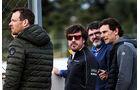 Fernando Alonso - McLaren - F1-Test - Barcelona - Tag 7 - 8. März 2018