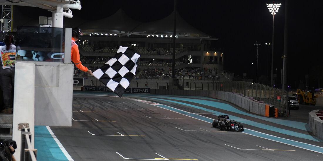 Fernando Alonso - McLaren - Formel 1 - GP Abu Dhabi - 26. November 2016