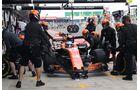 Fernando Alonso - McLaren - Formel 1 - GP England - 14. Juli 2017