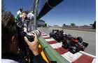 Fernando Alonso - McLaren - Formel 1 - GP Kanada - Montreal - 6. Juni 2015