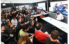 Fernando Alonso - McLaren - Formel 1-Test Jerez - 1. Februar 2015
