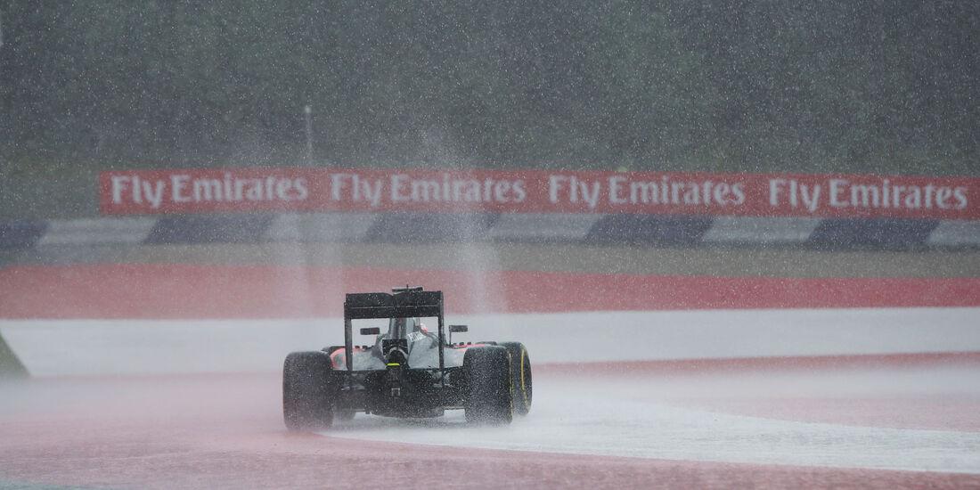 Fernando Alonso - McLaren - GP Österreich 2016
