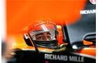 Fernando Alonso - McLaren-Honda -  Formel 1