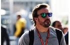 Fernando Alonso - McLaren-Honda - GP Mexiko - Formel 1 - Donnerstag - 26.10.2017