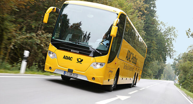 Fernbus, ADAC, Post