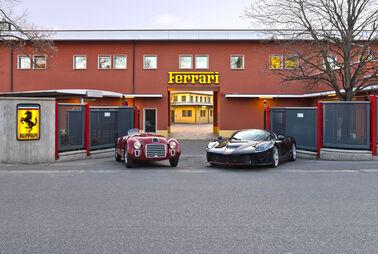 Die wichtigsten Ferrari allerZeiten