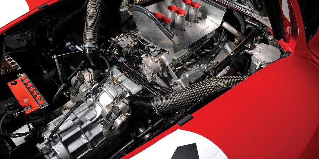 Ferrari  206 S Dino Spydervon Carrozzeria Sports Cars RM Auctions Monaco 2012