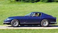 Ferrari 275 GTB/4, Seitenansicht